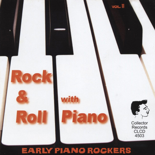Vol.11, Rock & Roll With Piano
