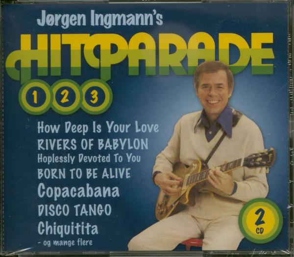 Ingmann, Jorgen Hitparade 1.2.3 (2-CD)