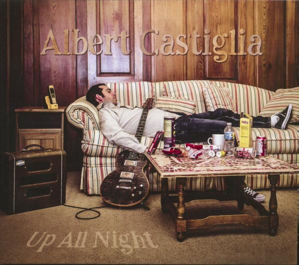 Up All Night (CD)