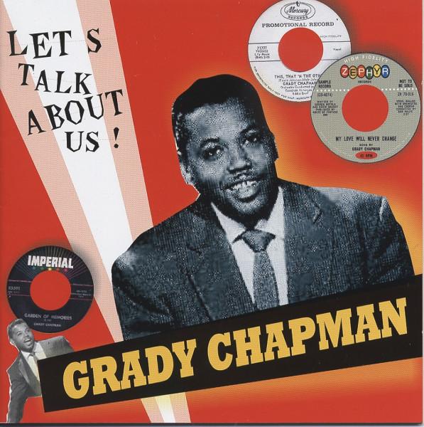 Chapman, Grady Let's Talk About Us