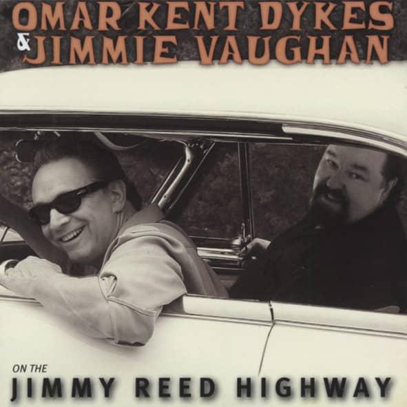 Dykes, Omar & Jimmie Vaughan On The Jimmy Reed Highway