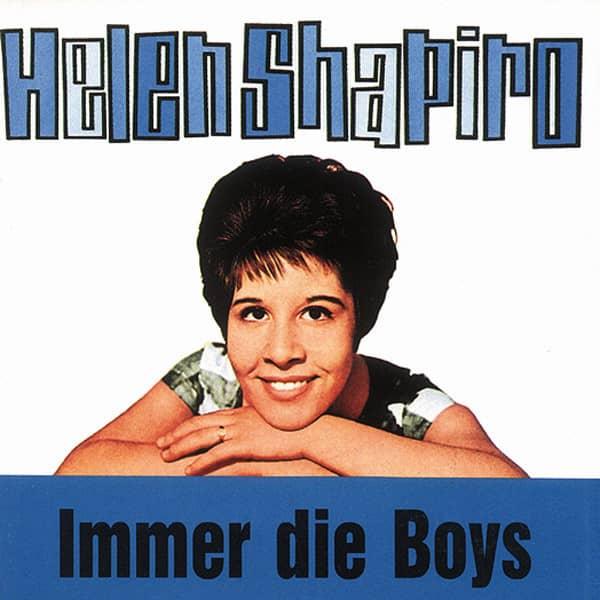 Immer die Boys (CD)