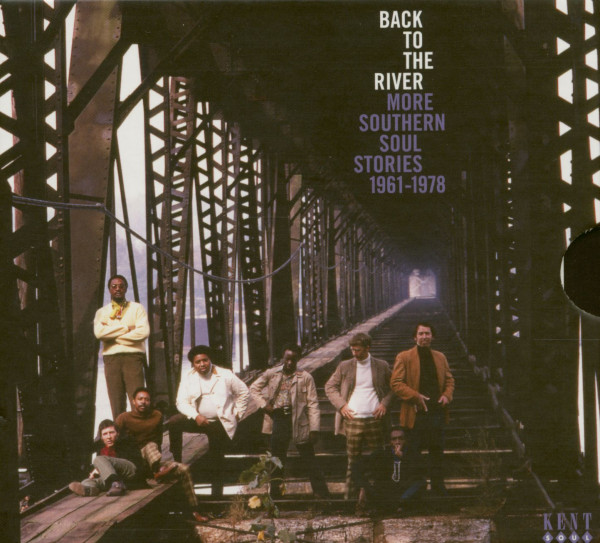 Back To The River - More Southern Soul Stories 1961-1978 (3-CD)