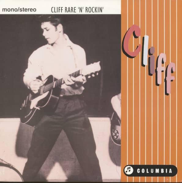 Cliff - Rare 'n' Rockin' - The Unissued Recordings (LP)