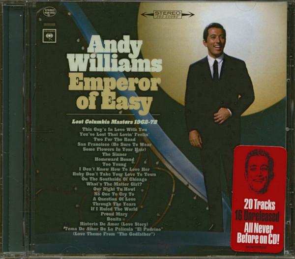 Emperor of Easy (CD)