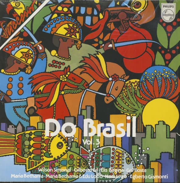 Do Brasil, Vol.3 (LP)