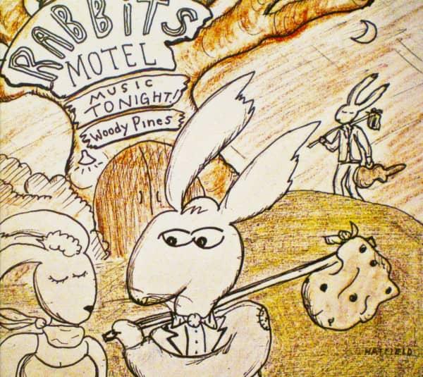 Rabbits Motel (CD)