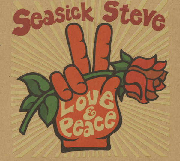 Love & Peace (CD)