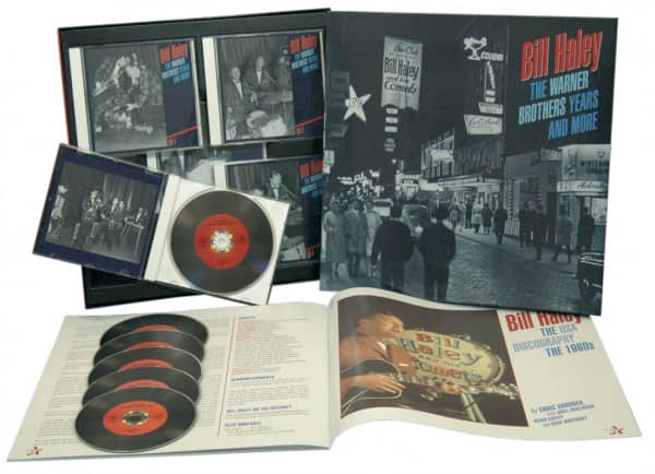 The Warner Brothers Years And More (6-CD Deluxe Box Set)