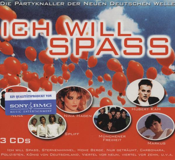 Va Ich will Spass 3-CD