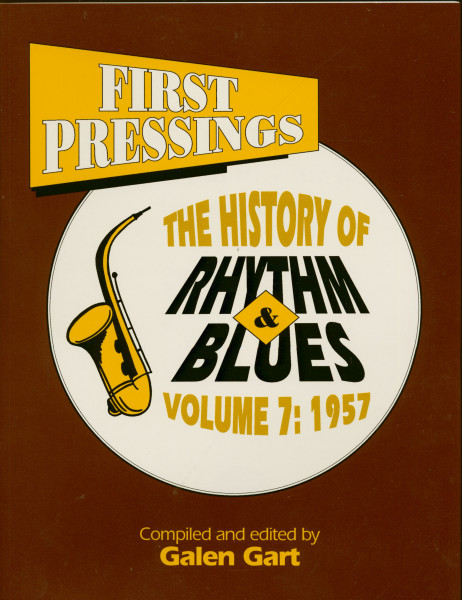 First Pressings - The History of Rhythm & Blues Vol.7: 1957
