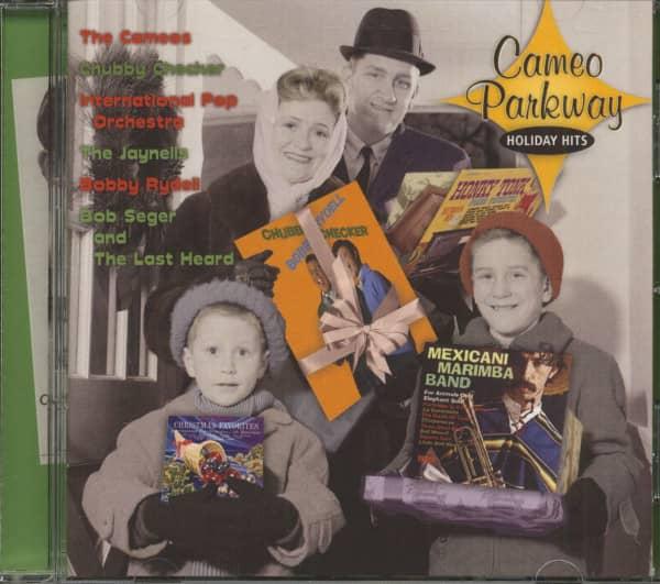 Va Cameo Parkway Holiday Hits
