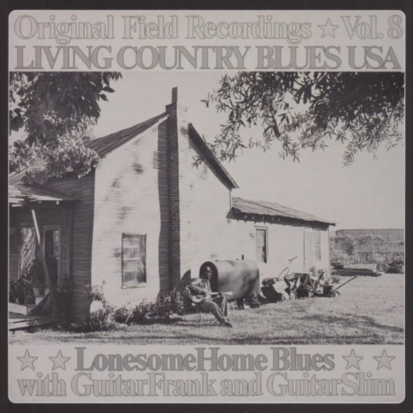Guitar Frank & Guitar Slim Living Country Blues USA Vol.08