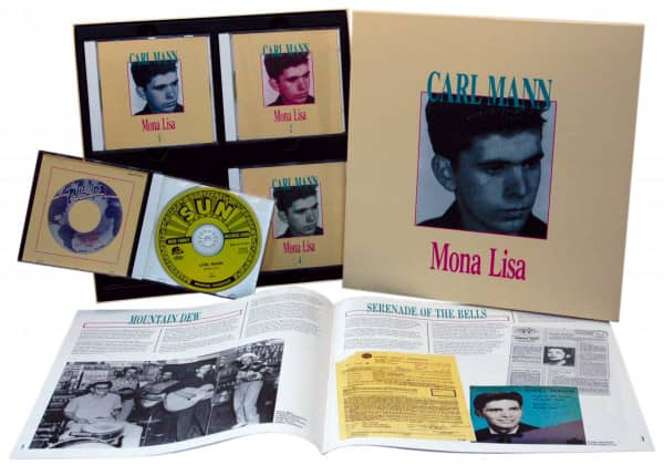 Mona Lisa (4-CD Deluxe Box Set)