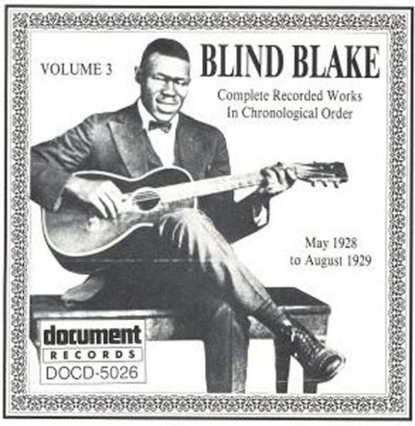 Blind Blake Complete Works Vol.3