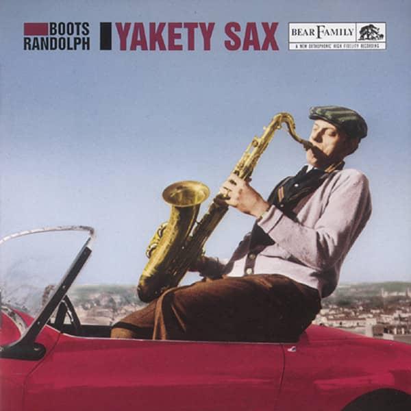 Randolph, Boots Yakety Sax