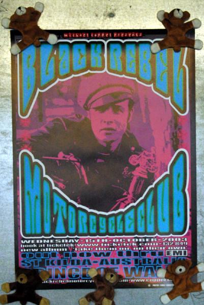 Australian Tour 2003 - Color 36x50 cm