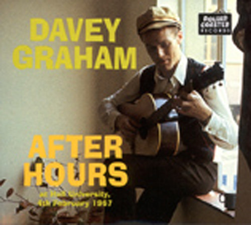 Graham, Davey After Hours At Hull University, 4th Feb.1967