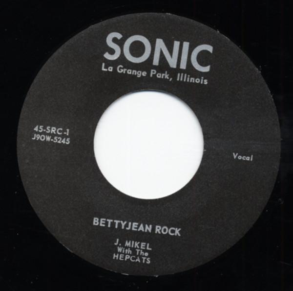 Bettyjean Rock - Sweetest Thing (7inch, 45rpm)