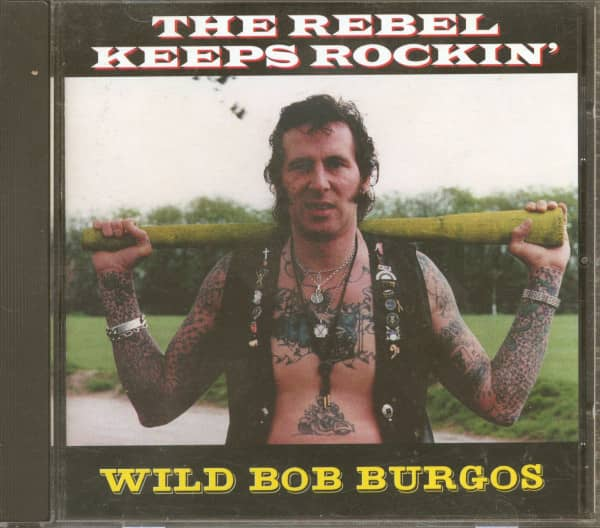 The Rebel Keeps Rockin' (CD)