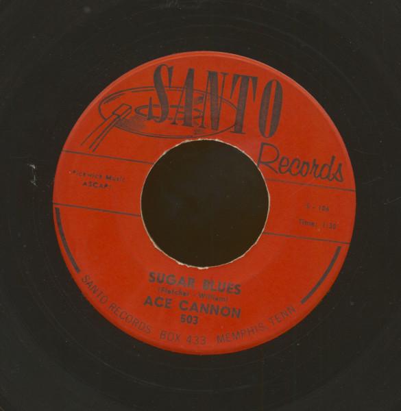 Sugar Blues - 38 Special (7inch, 45rpm)