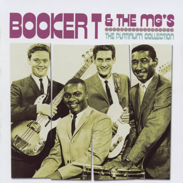 Booker T & The Mg's The Platinum Collection