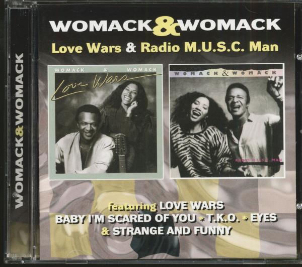 Love Wars & Radio M.U.S.C. Man (2-CD)