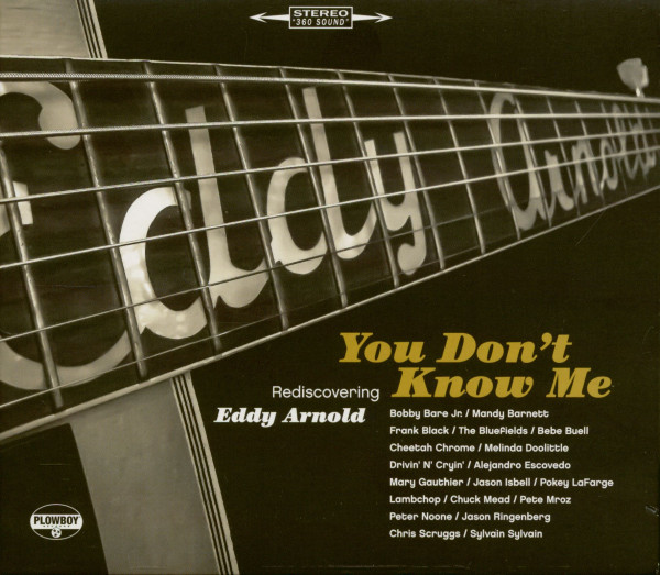 You Don't Know Me - Redicovering Eddy Arnold (CD)