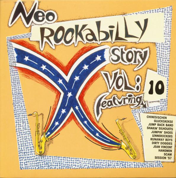 Neo Rockabilly Story Vol.10 (LP)