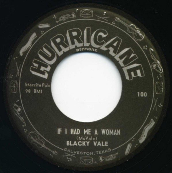 If I Had Me A Woman - Star Of Love 7inch, 45rpm