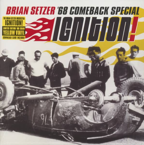 Ignition! - '68 Comeback Special (LP, 180g Yellow Vinyl, Ltd.)