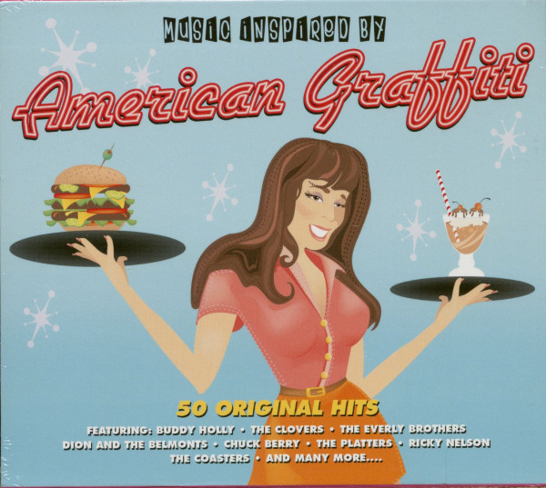 Music Inspired By American Graffiti (2-CD)