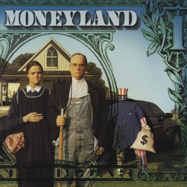 Mccoury, Del & Friends Moneyland
