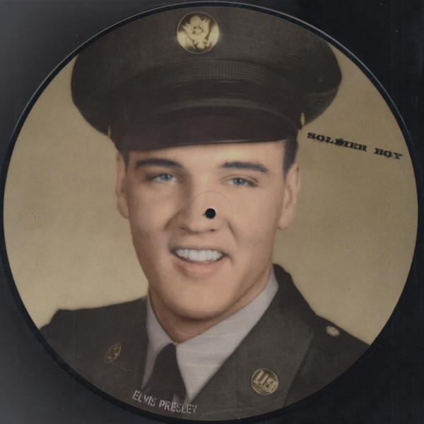Presley, Elvis Soldier Boy (Picture Disc) Limited Edition