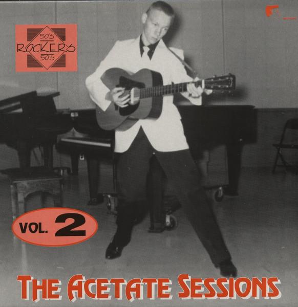 Vol.2, Acetate Sessions