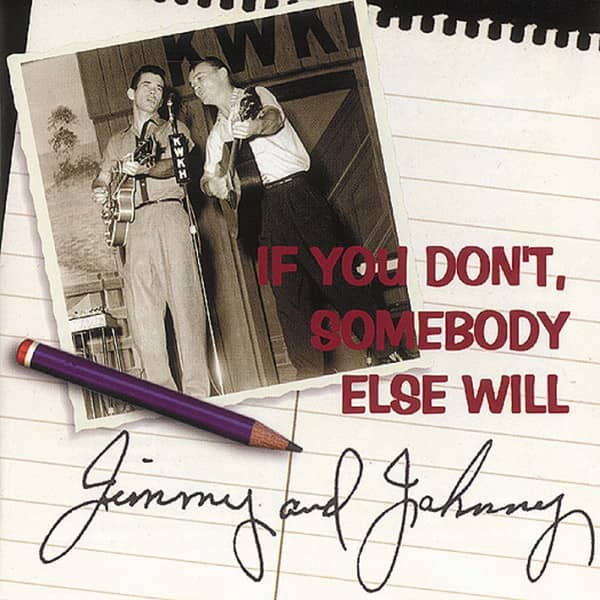 If You Don't, Somebody Else Will