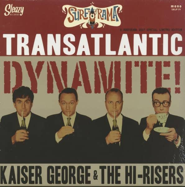 Transatlantic Dynamite (LP)
