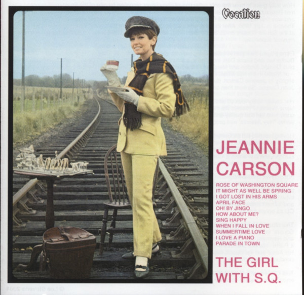 Carson, Jeannie The Girl With S.Q.