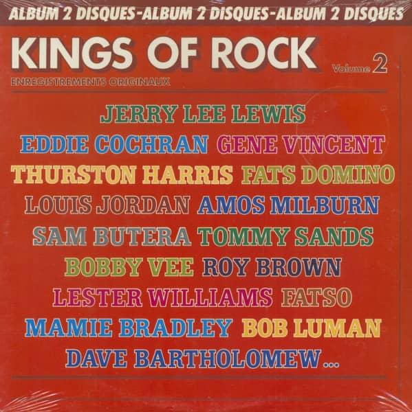 Kings Of Rock, Vol.2 (2-LP)