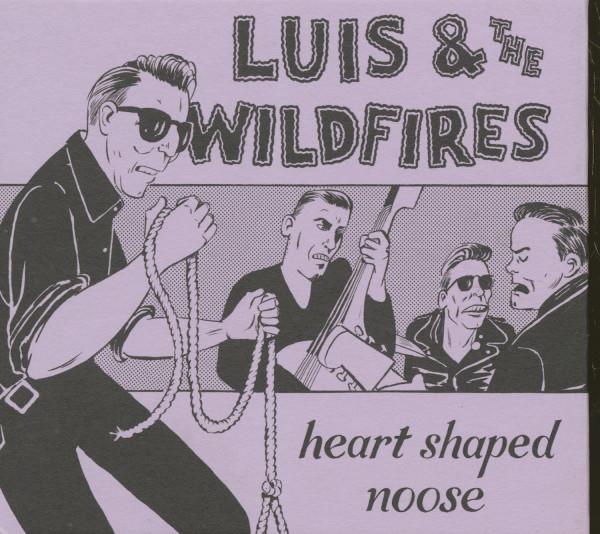Heart-Shaped Noose (CD)