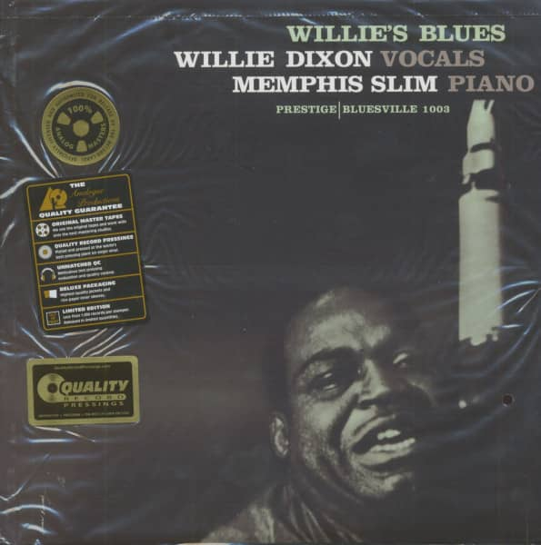 Willie's Blues (LP, Limited, Numbered)