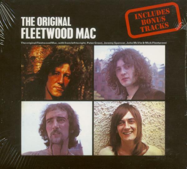 The Original Fleetwood Mac (CD)