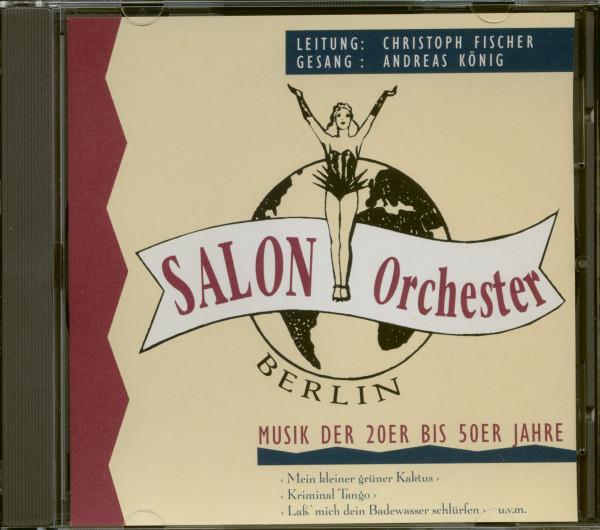 Musik Der 20er Bis 50er Jahre (CD)