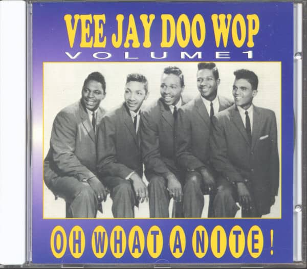 Vee-Jay Doo-Wop Vol.1 (CD)