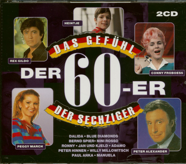 Das Gefühl Der Sechziger (CD)