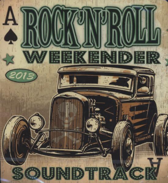 Walldorf Rock 'N' Roll Weekender 2013