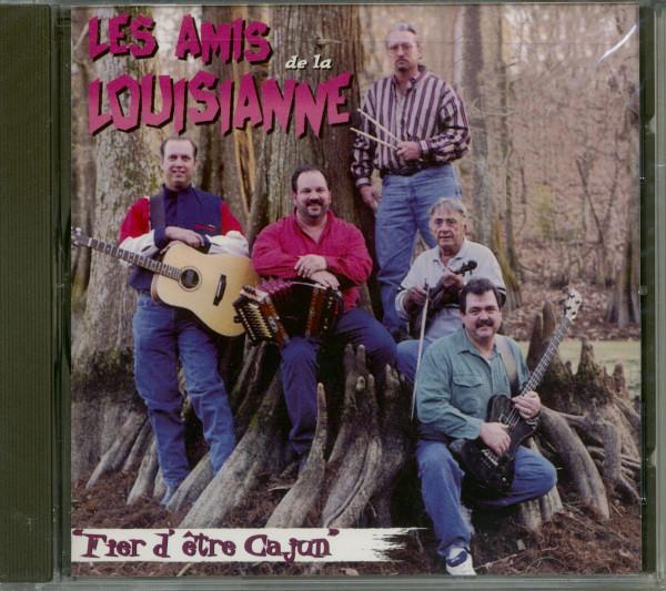 Fierd Etre Cajun (CD)