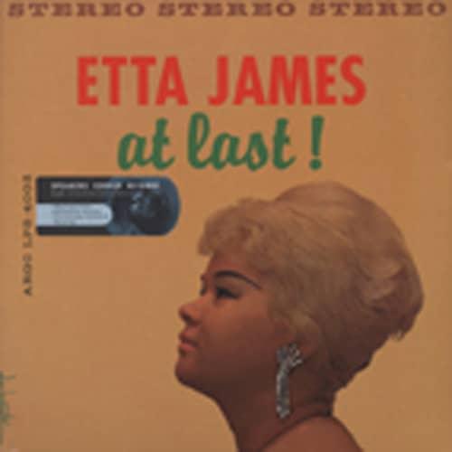 James, Etta At Last!