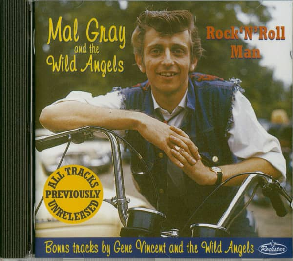 Rock'n'Roll Man (feat.Gene Vincent)