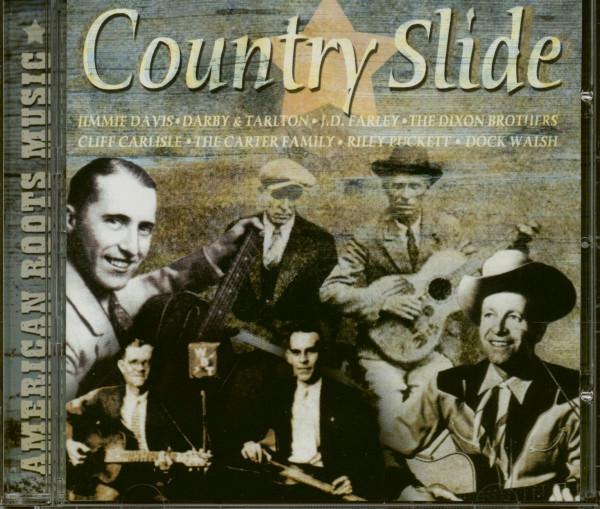 Country Slide (CD)